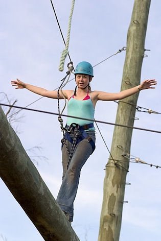 Outdoor Education - High Ropes
