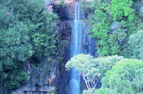 Bush Walking / Hiking - Kelly's Falls