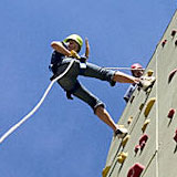 Abseiling - Tower