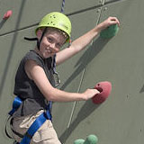 Outdoor Education - Climbing Tower
